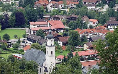 02 Ortsmitte Pfarrkirche - Gemeinden