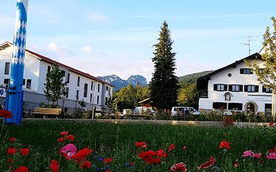 Blumenwiese am Rathaus 2x3 - Gemeinden