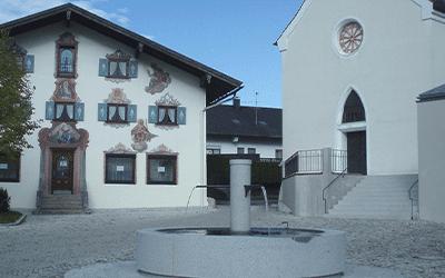 Dorfplatz Hochst%C3%A4tt 2x3 - Gemeinden