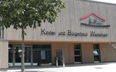 Kinder und B%C3%BCrgerhaus Westerham 2x3 - Gemeinden