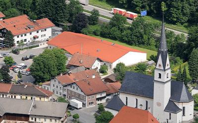 luftaufnahme Frasdorf 2x3 - Gemeinden