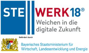 Logo Stand Stellwerk18