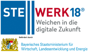 Logo Stellwerk 18
