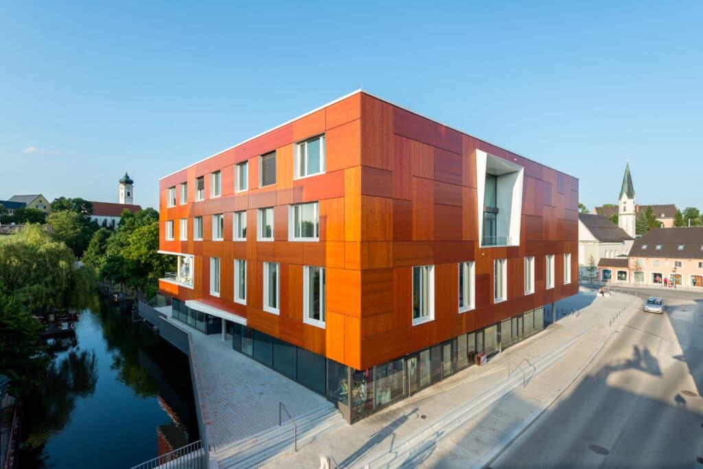 Rathaus Bad Aibling Rechte: © AIB-KUR GmbH ; Co. KG