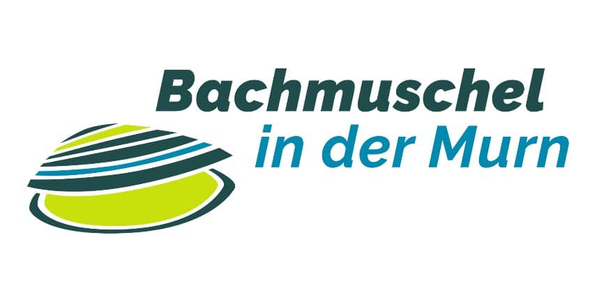 Logo Bachmuschel in der Murn - Projekt Bachmuschel