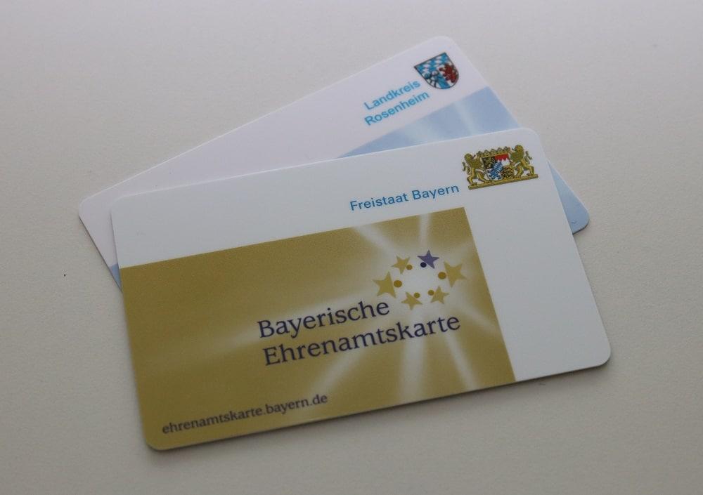 Ehrenamtskarte 2 - Ehrenamtskarte, Ehrungen, Orden