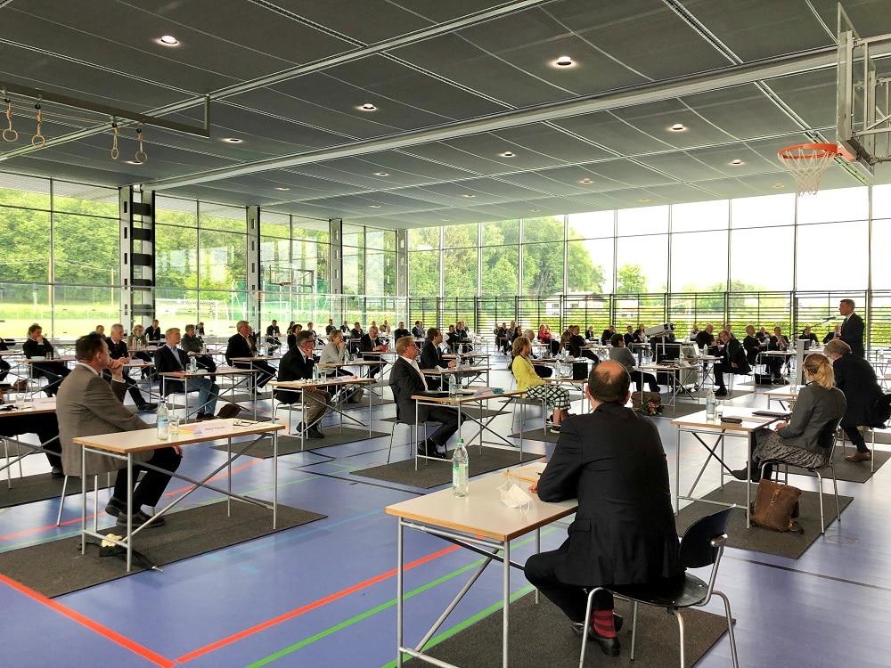 Konstituierende Sitzung 1000 - Politik & Verwaltung