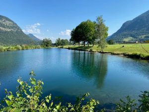 Niederaudorfer Baggersee, Oberaudorf-Niederaudorf