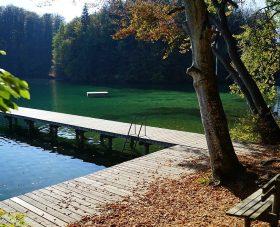 Qualität der Badeseen Langbürgener See Patrick Guderitz
