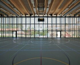 Realschule Brannenburg Sporthalle