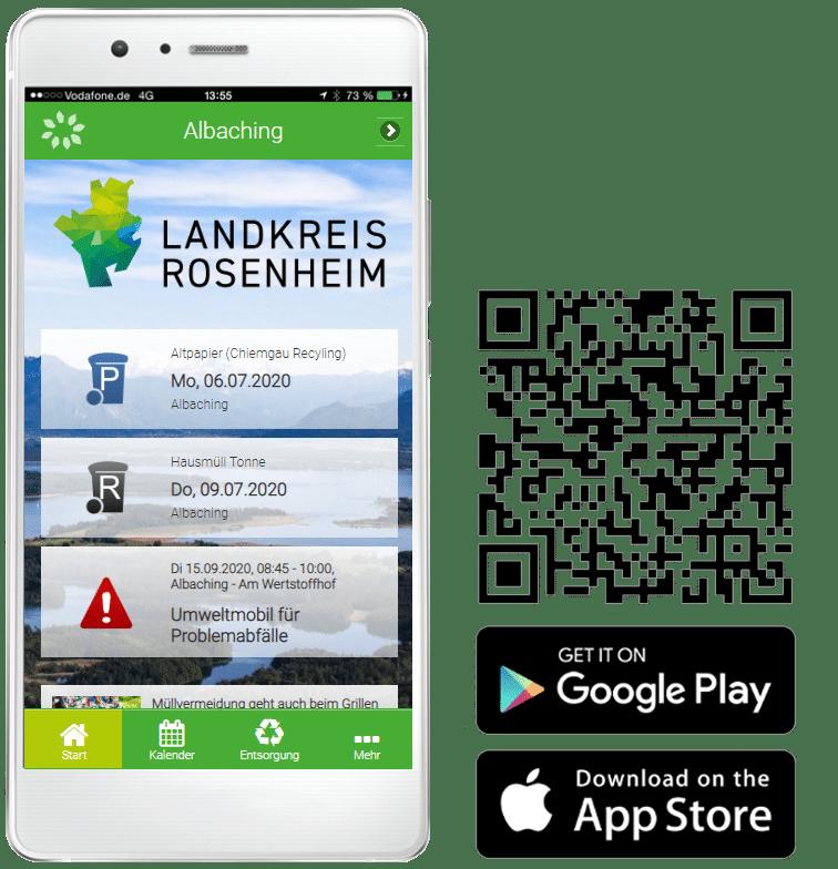 Werbebild_App Müllentsorgung