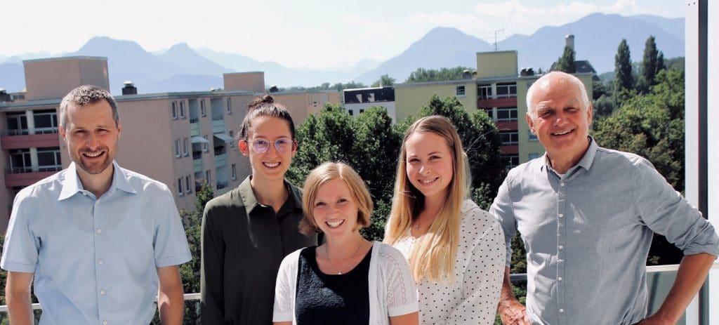 Team Wirtschaftsförderung Rosenheim