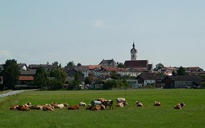 vogtareuth - Gemeinden