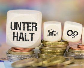 Unterhalt, Münzen, Euro, Geldscheine © magele-picture AdobeStock Photo
