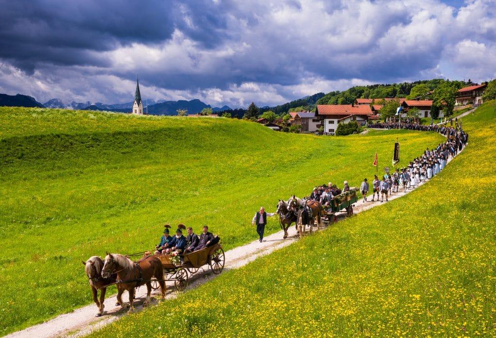 Brauchtum ©Chiemsee-Alpenland Tourismus
