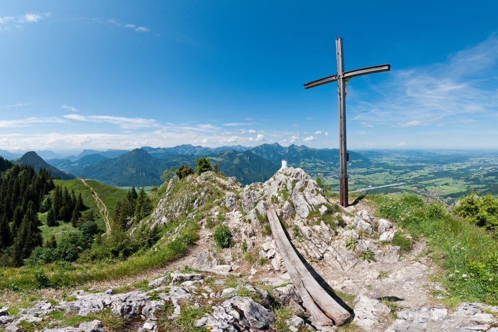Panorama Inntal ©Chiemsee-Alpenland Tourismus