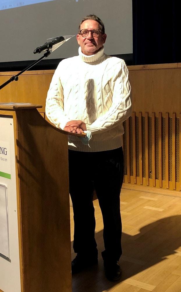 Thomas Waldvogel 1000 - Thomas Waldvogel ist neuer Seniorenbeauftragter des Landkreises Rosenheim