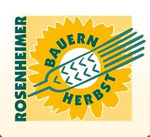 Logo Rosenheimer Bauernherbst