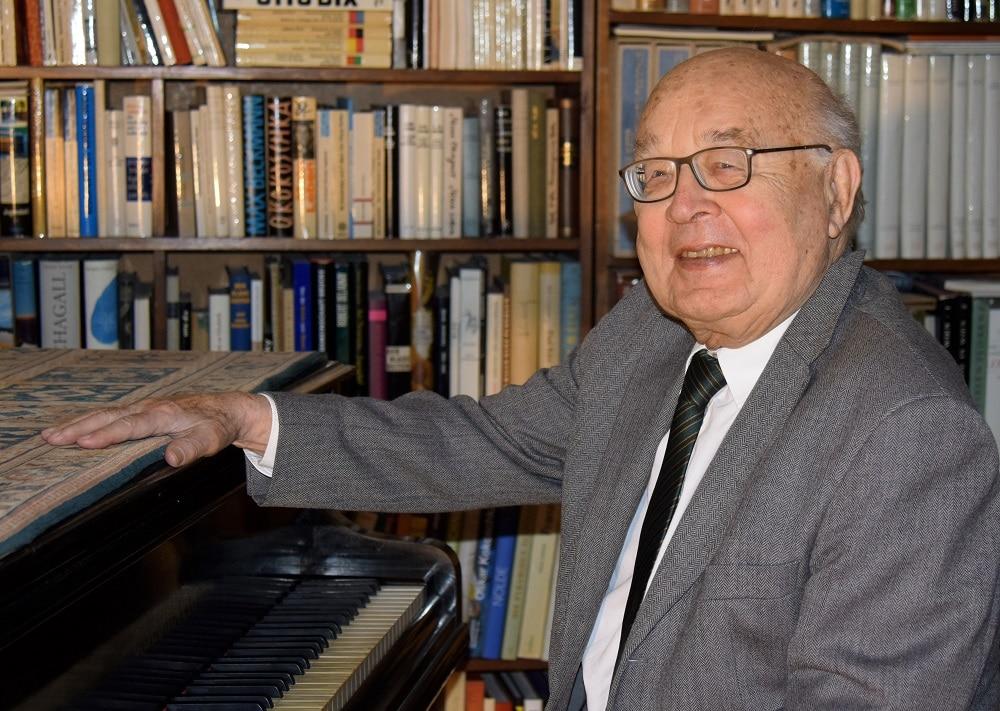 Kulturpreisträger 2020 - der Neubeurer Pianist und Musikpädagoge Kurt Hantsch. Bildquelle: Maresa Jung