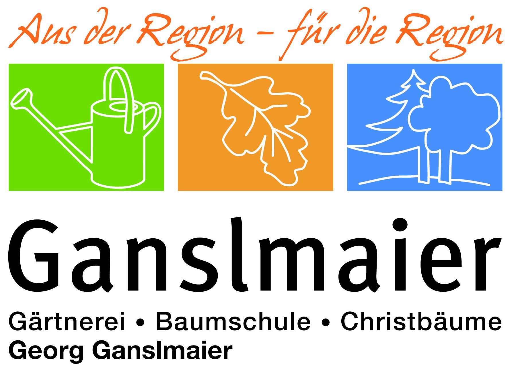 Logo Baumschule Ganslmaier