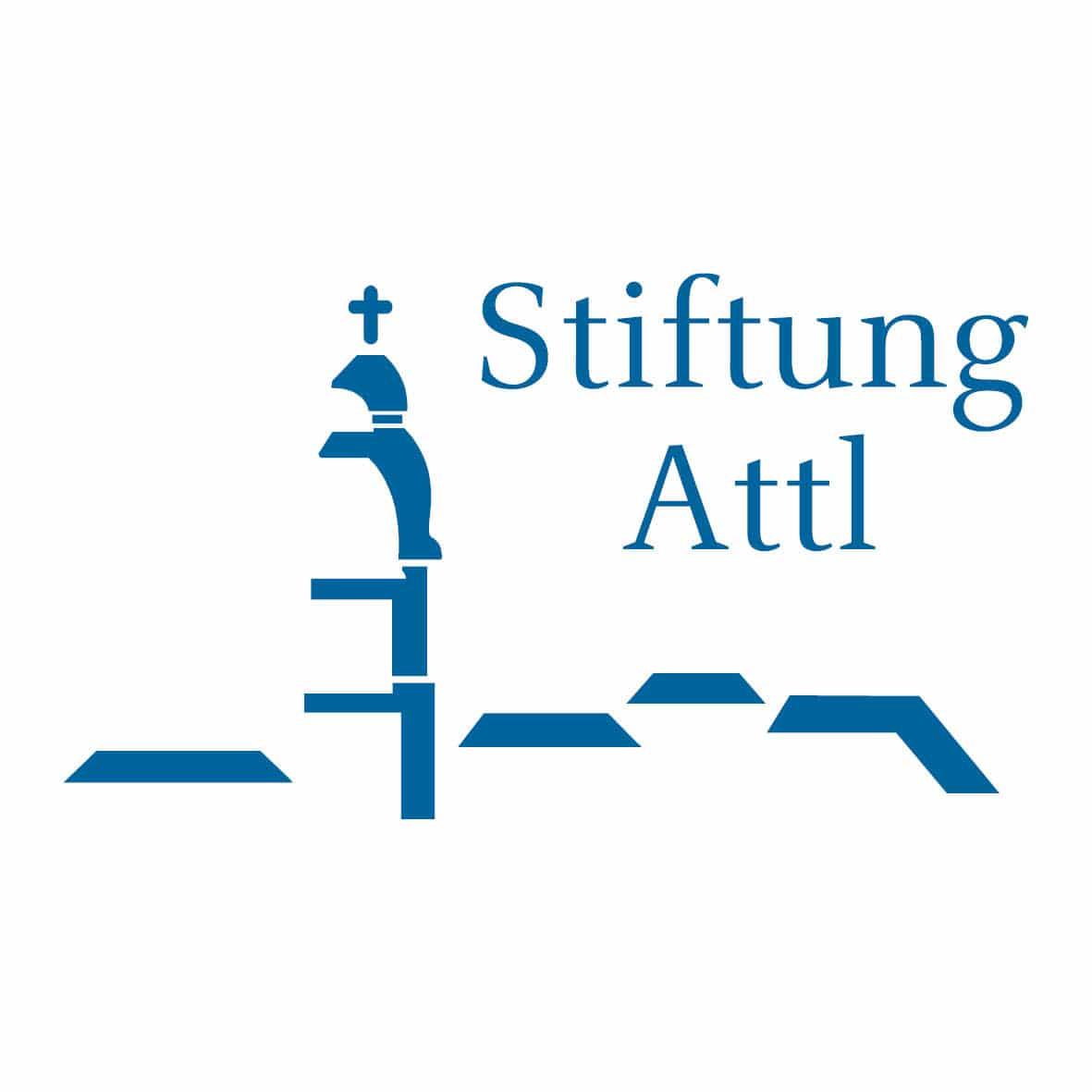Logo Gärtnerei der Stiftung Attl