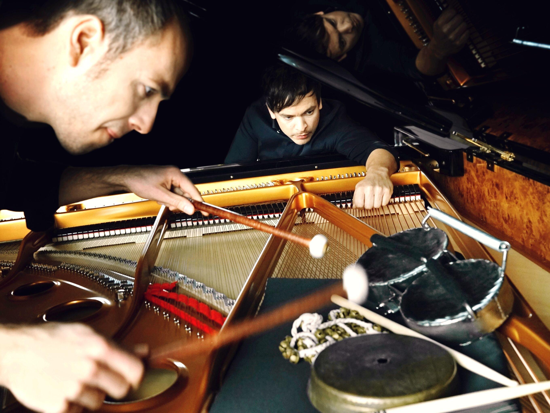 Chris Gall & Bernhard Schimpelsberger / Foto von Reinhard Winkler