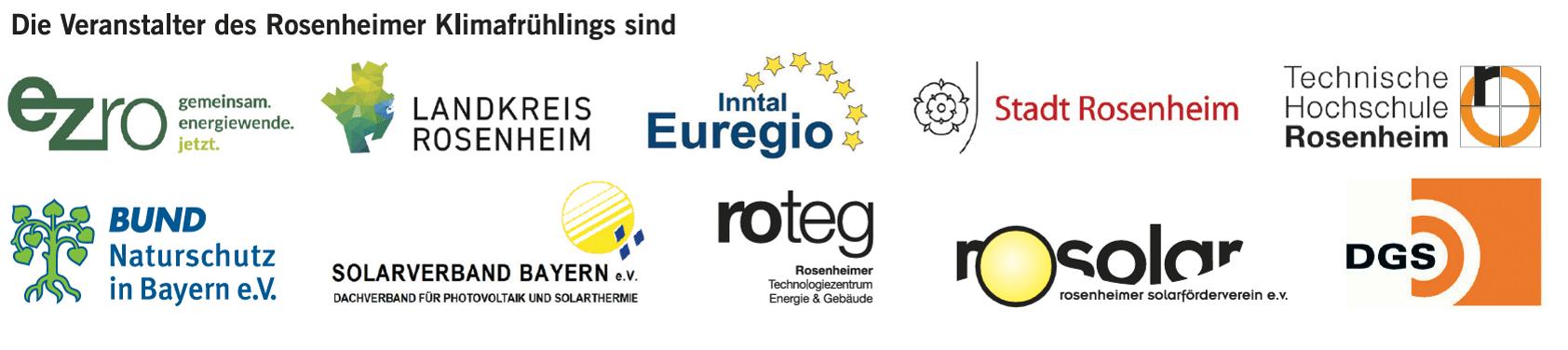 Logos Klimafrühling