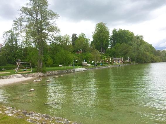 Chiemsee, Gollenshausen, Gstad, Bildrechte: René Engel