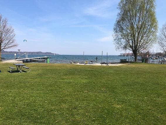 Chiemsee, Strandbad im Chiemseepark Felden, Bernau , Bildrechte: René Engel
