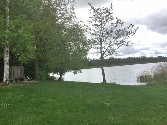 Hofstätter See, Forst am See, Prutting, Bildrechte: René Engel