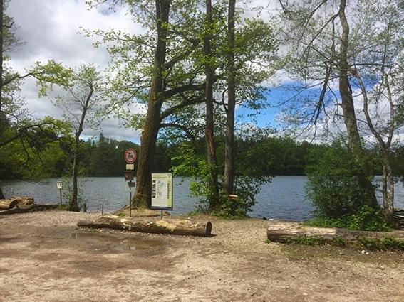 Langbürgener See, Stocker, Breitbrunn, Bildrechte: René Engel