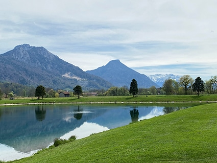 Neubeurer-See-Westufer, Bild vom Landratsamt Rosenheim