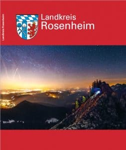 Broschüre Landkreis Rosenheim - Titel